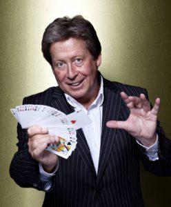 goochelaar Hans Kazan