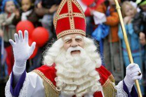 goochelaar tijdens Sinterklaasfeest