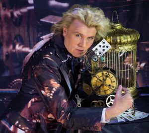illusionist Hans Klok